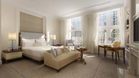 Eerste visual Waldorf Astoria, hotel later open