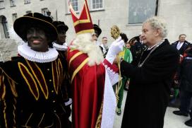 Belgische horeca komt met Sinterklaas- en Zwarte Pier-bier