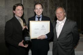 Jan-Willem van der Hek wint NK Sommeliers