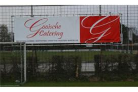 Gooische Catering sponsort voetbalclub