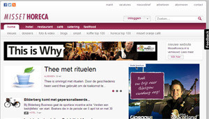 MissetHoreca.nl volledig vernieuwd