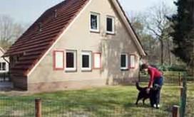 Visionvilla ook op andere parken van Landal