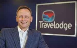 Topman weg bij Britse budgetketen Travelodge