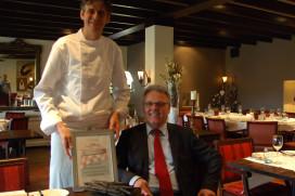 De Rooise Boerderij Beste Asperge-Restaurant 2012
