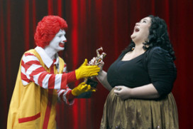 Australische wint Voice of McDonald's