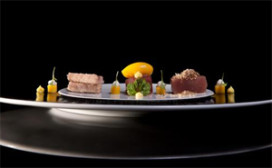 Dining with the stars: 'Kwart betaalde vooraf
