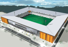 Fortuna Sittard krijgt stadionhotel