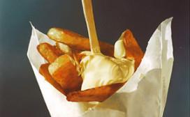 Patatverbod rond scholen Amsterdam