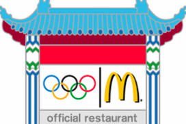 Grootste McDonald's tijdens Olympische Spelen
