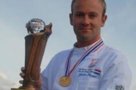 WK-koken: vierde plek Guido Panjer