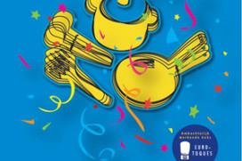 Twaalfde editie Keukenfeest Euro-Toques