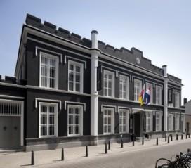 Arresthuis Van der Valk geen gebouw van het jaar