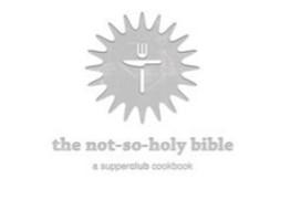 Bijbels kookboek Supperclub 30 mei gelanceerd