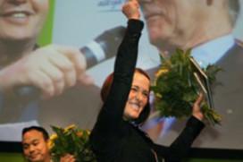 Janine Kinderman nieuwe sommelier Vis & Ko