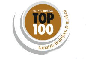Misset Horeca Top 100 Grootste bedrijven 2012