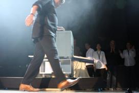 Jonnie Boer*** sluit Chefs (R)Evolution af met stunt