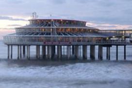 Veiling Pier van Scheveningen uitgesteld