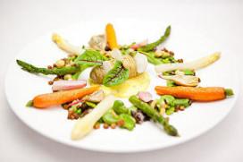 François Geurds: Bouwkunde heeft beste vegetarische gerecht