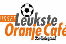 Finalisten Misset Leukste Oranje Café bekend