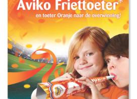 Aviko deelt EK-friettoeters uit