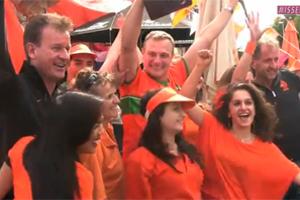 Video: Walzicht Woerden Leukste Oranje Café