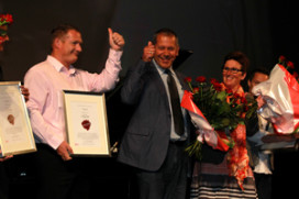 Magnushof wint Eten is Feest! Award 2012