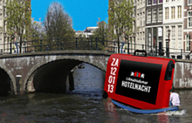 Hotels organiseren Amsterdamse Hotelnacht