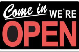 Openingen restaurants april 2012