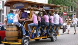 Amsterdam wil helemaal af van bierfiets