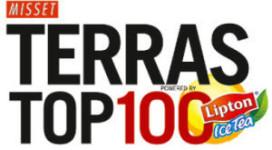 Zo komt de Terras Top 100 tot stand