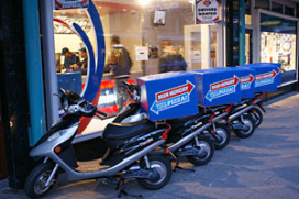 Domino's Pizza Landgraaf geopend