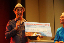 Starwood zamelt 22.500 euro in voor Unicef
