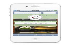 Mobiel invloed uitoefenen op menu Company Kitchen