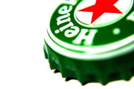 Olympische Spelen: Heineken kleurt Londen groen