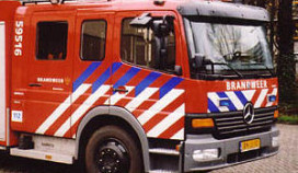 Twintig tips over brand in Brabants café