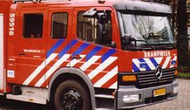 Café in centrum Roosendaal uitgebrand