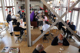 Brasserie doppler groningen sluit for Bart vos interieur