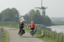 Hampshire: fietsen van hotel naar hotel