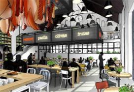 IQ Creative bouwt restaurant Panama om tot Spaans bar-restaurant Mercat