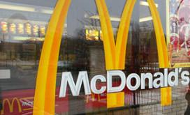 Vestiging McDonald's om kerkbezoek te stimuleren