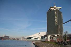 Shell-toren Amsterdam gewilde hotellocatie