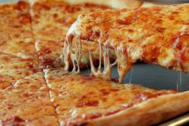 Commotie over gratis pizza's in Amsterdam