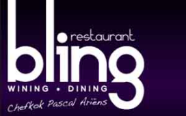 Restaurant Bling winnaar Restaurant Week