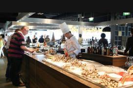 Restaurant Vandaag naar Amsterdam met 500 couverts