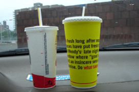 Frisdrank wordt minder calorierijk