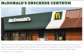 McDonald's overvaller stapt zelf naar politie
