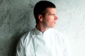 Jeroen de Zeeuw chef-kok Nevy Amsterdam
