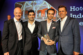 Des Indes is Starwood Hotel of the Year