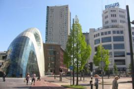 Nieuw hotel in centrum van Eindhoven
