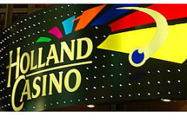 'Halvering aantal Holland Casino's
